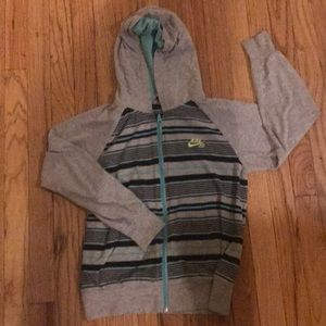 Nike SB light weight hoodie